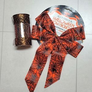 5 FOR $25 Halloween Bow and Ribbon